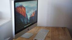 iMac 27'' Intel Core i7 2.93 GHz Mid 2010 SSD 500 GB and HHD 1TB | eBay