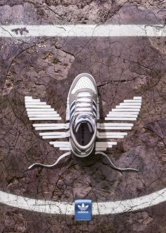 """Ads tend to come forward with their products as some kind of magic. """"Purchasing these sneakers would be just as great as flying"""""""