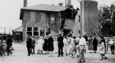 The Bath School disaster, sometimes known as the Bath School massacre, was a series of violent attacks perpetrated by Andrew Kehoe on May 18, 1927, in Bath Township, Michigan, which killed 38 elementary schoolchildren and six adults and injured at least 58 other people.[Note 1] Kehoe killed his wife and firebombed his farm, then detonated an explosion in the Bath Consolidated School before committing suicide by detonating a final device in his truck.