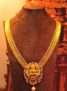 Kasu Haram ~ Latest Jewellery Designs
