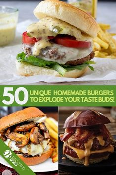 Maple, black pepper, peanut butter and bacon burger Oven Hamburgers, Cheeseburgers, Beer Burger, Burger Dogs, Hamburger Recipes, Meat Recipes, Cooking Recipes, Best Burger Recipe Ever, Burger Toppings