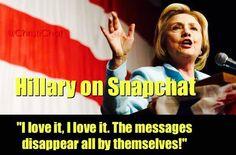 #WakeUpAmerica Her Arrogance is Appalling! #OhHillNo #HillaryEmail #MillennialsAgainstHillary #TCOT #YCOT