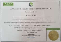 Get an advanced forklift certificate with http://ift.tt/1HvuLik #forklift #training #safety #jobsearch