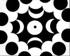 Optical Art Designs : Illusory shapes how to draw optical illusions step by art