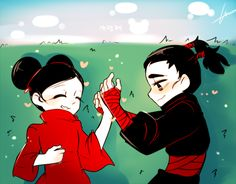 pucca :: I love you by CoffeeLSB on DeviantArt