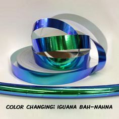 Iguana Color Changing Deco Hula Hoop Tape by hoopsupplies on Etsy, $8.95