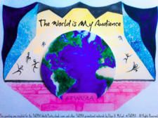 The World is My Audience The iBook with your chain stories is now live at iTunes, ready for you to dowload it free, as part of the #twima project. Congrats! Click on the image below and download it. This book is available for download on all iOS devices and Macs.