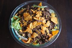 this Workman life: Dorito Salad Recipe