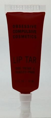 Obsessive Compulsive Cosmetics | Lip Tar: Our Ground-Breaking, Ultra-Concentrated, Lipstick/Lipgloss Makeup