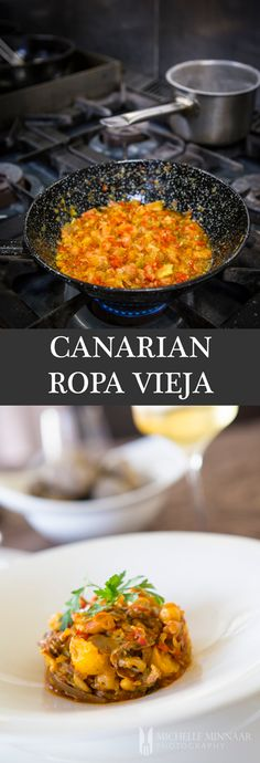 Canarian Ropa Vieja - Ropa Vieja is often mistakenly assumed to have originated from Cuba but actually hails from the Canary Islands. Learn how to make this authentic dish at home.