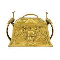 Jewelry Box, Germany, 1905