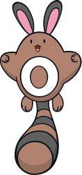 Sentret Pokemon 2nd generation