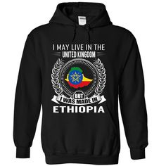 I May Live in the United Kingdom But I Was Made in Ethiopia (New)