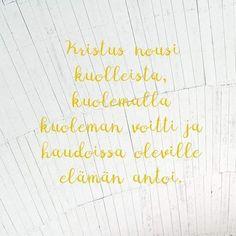 #aarreaitta #pääsiäinen