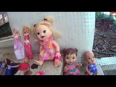 #1 Barbie Noiva Ken Cinderela  Bruxa Má Homem Aranha Baby Alive Relampag...  #barbie #dolls #doll #kids #kids  #puppet #babyalive #lego #imaginext #marvel #DC #Comics #escola #school #educação #education #kid #kids #lol #toys