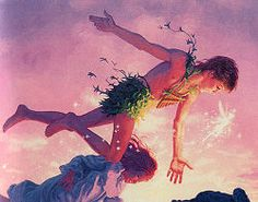 peter pan illustrated by greg hildebrandt - Google Search