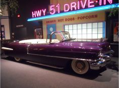 Elvis Presley's Automobile Museum at Graceland, Tennessee
