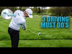 "3 ""MUST DO'S"" WITH YOUR DRIVER - YouTube"