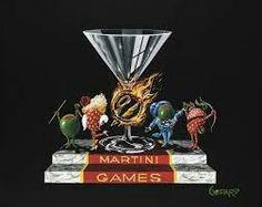 Martini Godart art games