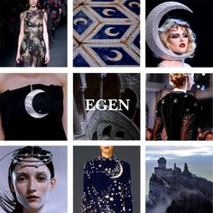 House Egen, Sworn to Arryn, By Day or Night House Egen is a noble house from the Vale. It is one of the principal houses sworn to House Arryn. Their sigil is a yellow sun, white crescent moon, and silver star on a blue band above white. Ser Vardis Egen is a knight of House Egen and captain of the household guard at the Eyrie. He is present when Tyrion Lannister demands a trial by combat to demonstrate his innocence in the death of Lord Jon Arryn.