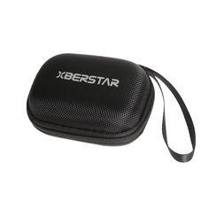Xberstar Hard EVA Carrying Case with Hand Strap for Garmin Edge 500 510 520 Bike GPS Computer Black