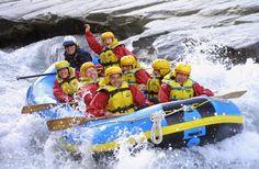 Shotover Rafting