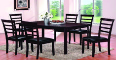Amazing cheap kitchen table sets under 200 dining room sets decoration ideas 5 piece dining set under 150 dollars Glass Dining Room Sets, Diy Dining Room Table, 5 Piece Dining Set, Dining Chairs, Cheap Kitchen Table Sets, Cheap Dining Room Sets, Farmhouse Table Plans, Rustic Table, Trends