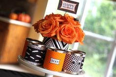 Hostess with the Mostess® - Modern Halloween Table