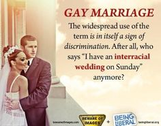 Quotes against homosexual marriage