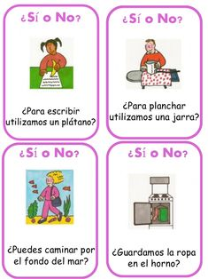 Trivial: tarjetas Acertando Speech Language Therapy, Speech And Language, Speech Therapy, Occupational Therapy, Play Based Learning, Project Based Learning, Learning Spanish, Family Day Care, School Play