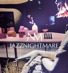 【JAZZNIGHTMARE 2017.SS】 All those ... moments will be lost in time, like tears...in rain.