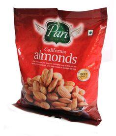 Pari Regular Almond (Badam) plain 250 gm