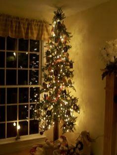 Slim Pencil Christmas Trees