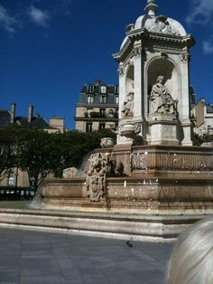Saint-Sulpice in Paris