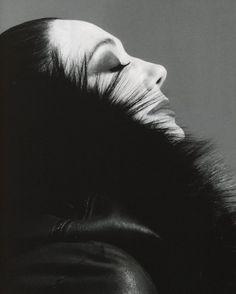 Ruven Afanador :: Marisa Berenson, 1970's