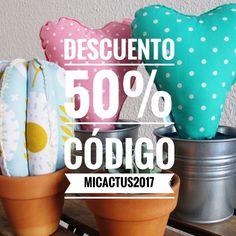 Mucho COLOR!!!  Todos los #modelos de #cactusdetela tiene un DESCUENTO del 50% en la tienda online www.kactusconk.etsy.com usando el Código MICACTUS2017 😱 Hasta el 28 de Febrero 😘🌵🎉 #cactus #cactis #tela #fabric #artesanía #handmade #hechoamano #deco