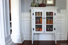 DIY Jelly Cabinet Plans - Rogue Engineer 2