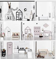 DroomhuizenOp zoek naar inspiratie om jouw moderne poppenhuis in te richten? Neem een kijkje bij dedroomhuizen van onze klanten.