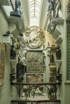 5 decorating lessons from the Sir John Soane Museum - The Chromologist