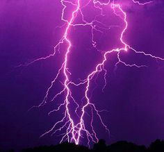 Shocking Images Of Lightning   SMOSH Not only does lightning look real cool, it travels at speeds or 130,000 mph and can be as hot as 54,000 degrees F. That is hot enough to fuse rock and sand into glass. Did you know that there are 16 million lightning storms in the world every year? Check out these awesome pictures of lightning!