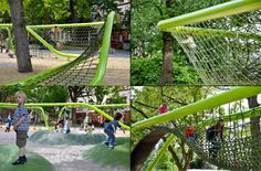 Wiesbaden Germany via http://www.thecoolhunter.co.uk/article/detail/1948/sculptural-playground--wiesbaden-germany #playfulleeds