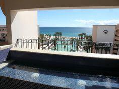 Habitación suite presidencial del hotel Barceló Los Cabos Palace Deluxe