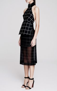 Josh Goot Resort 2015 Trunkshow Look 7 on Moda Operandi