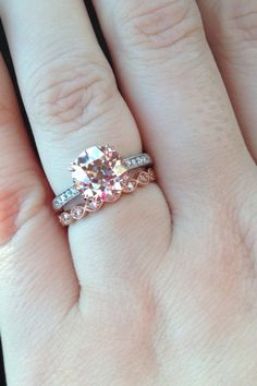 Recently upgraded to a 9mm Barely Pink OEC...gorgeous.   Joseph Schubach Jewelers