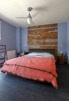 πλήρης ανακαίνιση διαμερίσματος στη Φιλοθέη σχεδιασμό διακόσμηση κρεβατοκάμαρας