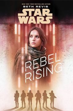 Rebel Rising:  Finally a SAW GERRERA book!!!! i guess they just had to put Jyn on the cover. meh.
