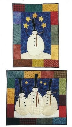 #425: Happy Snowmen