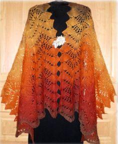 Палантин руно - фото, описание, схемы и их комбинации Lace, Skirts, Tops, Women, Fashion, Scarves, Moda, Women's, Shell Tops