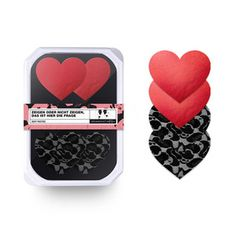 Sexy Nipple Pasties Heart, 11€, now featured on Fab.