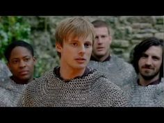 Merlin Series 5 Vol. 1 - Bloopers. I love bloopers :D
